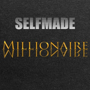 Self Made Millionaire - Beanie in jersey