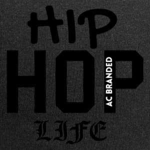 Hip Hop Life AC BRANDED - Jersey Beanie