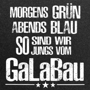 ++ So we are guys from Galabau ++ - Jersey Beanie