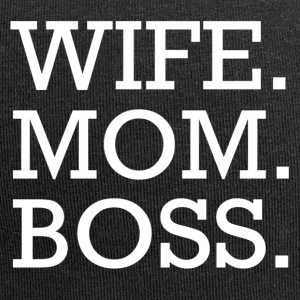 WIFE MOM BOSS WMB - Jersey-Beanie
