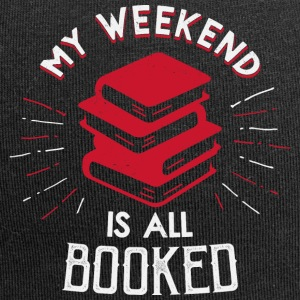 My Weekend is booked - Jersey-Beanie