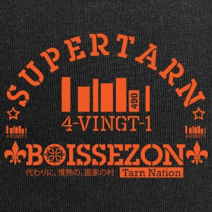 BOISSEZON SUPERTARN 490 01 - Beanie in jersey