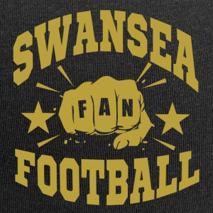 Swansea Football Fan - Jersey-Beanie