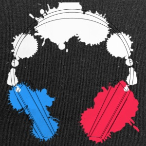 Headphone France - Jersey-Beanie