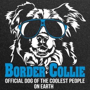 Border Collie Coolest People - Jersey-Beanie