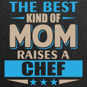 Mom Chef - mother cook - Jersey Beanie
