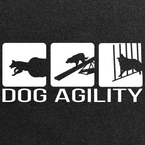 Dog Agility - Beanie in jersey