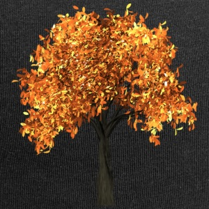 Beautiful tree with yellow leaves - Jersey Beanie