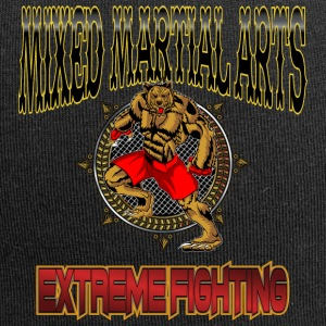 MMA Extreme Fighting T-skjorte / te - Jersey-beanie