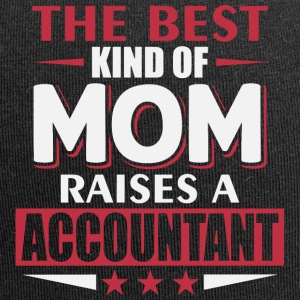 madre mamma Accountant - Beanie in jersey