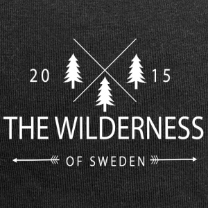 The Wilderness Of Sweden - Jersey Beanie