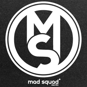 Squad Mad Man Fan T-shirt - Bonnet en jersey
