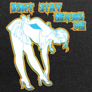 DON t stay behind me - Jersey Beanie