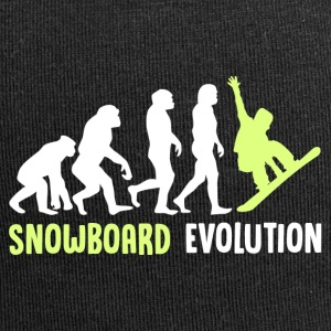 ++ ++ Snowboard Evolution - Beanie in jersey