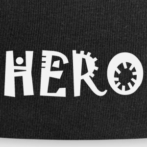 Hero 2 (2204) - Bonnet en jersey