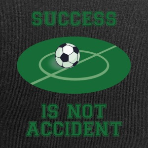 Football: Success is not Accident - Jersey Beanie