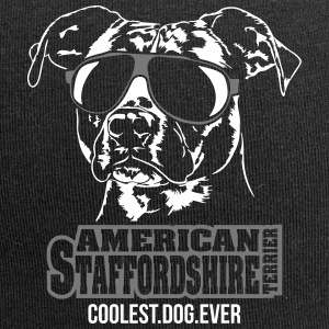 AMERICAN STAFFORDSHIRE coolest dog ever - Jersey-Beanie