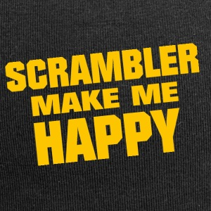 Scrambler Make Me Happy - Bonnet en jersey