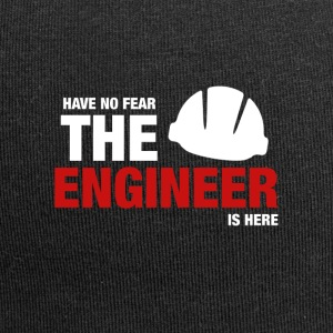 Have No Fear The Engineer Is Here - Jersey Beanie