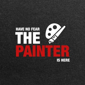 Have No Fear The Painter Is Here - Jersey Beanie