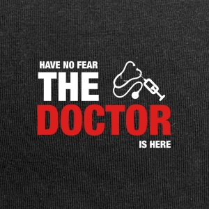 Har No Fear The Doctor Is Here - Jersey-beanie