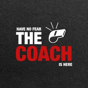 Heb geen angst The Coach Is Here - Jersey-Beanie