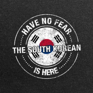 Have No Fear The South Korean Is Here - Jersey Beanie