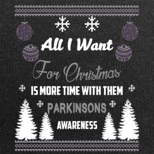 Parkinsons Awareness! All I Want For Christmas! - Jersey-beanie