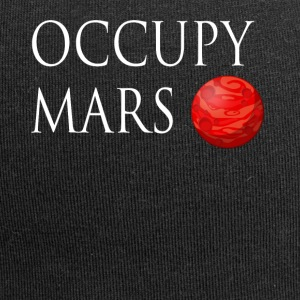 Occupy mars Space - Jersey-beanie