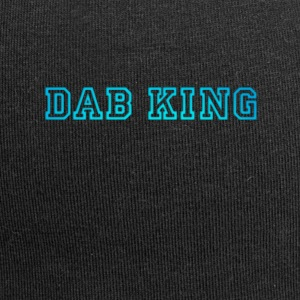 dab dabbing King Football touchdown cool fun sport - Jersey Beanie
