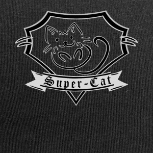 Super Cat T-Shirt - Jersey-Beanie
