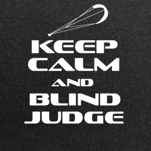 KITESURFING - KEEP CALM AND BLIND JUDGE - Jersey-Beanie