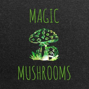 magische Pilze Magic Mushrooms Fliegenpilz - Jersey-Beanie