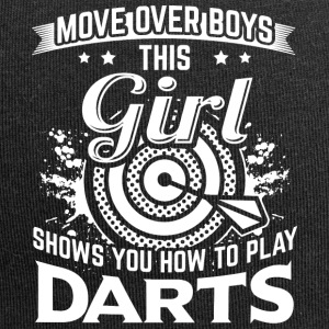 DART MOVE OVER BOYS HOW TO PLAY DARTS - Jersey-Beanie