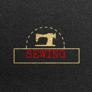 Sewing machine design - Jersey Beanie