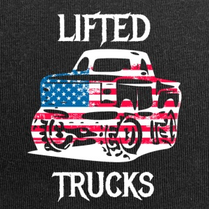 Lifted Trucks tuned offorad jeep cars - Jersey Beanie