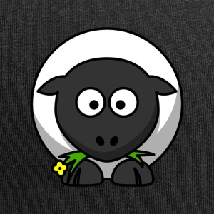 Sheep with flower - Jersey Beanie