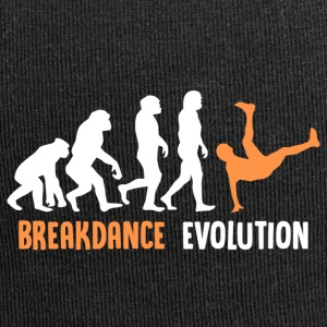 ++ ++ Breakdance Evolution - Czapka krasnal z dżerseju