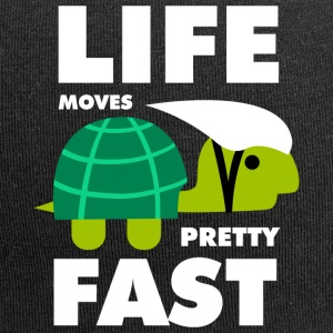 Life moves pretty fast - Jersey-Beanie