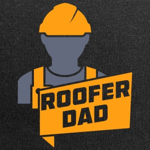 Roofer Dad - Jersey Beanie