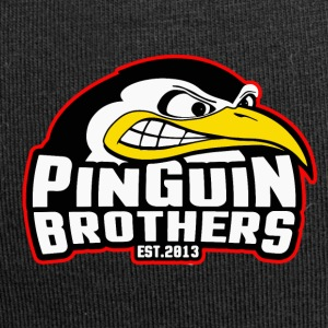 Pinguin-Brothers Clan - Beanie in jersey