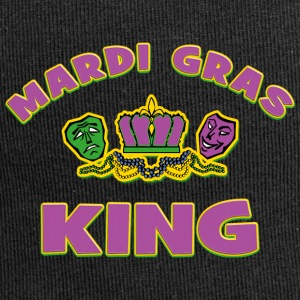 Mardi Gras Re - Beanie in jersey