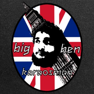 BigBen Karaosman Head Design - No Printing On Back - Jersey Beanie