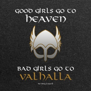 Bad Girls Go à Valhalla - Bonnet en jersey
