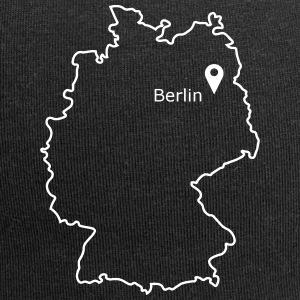 place to be: Berlin - Jersey-Beanie