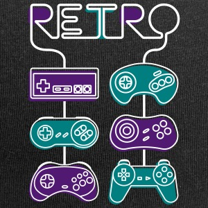Retro Gaming - Bonnet en jersey