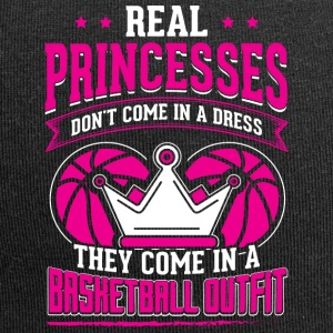 basket-ball REAL PRINCESSES - Bonnet en jersey