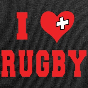 I Love Rugby Football - Jersey-Beanie