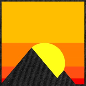 solnedgang - Jersey-Beanie