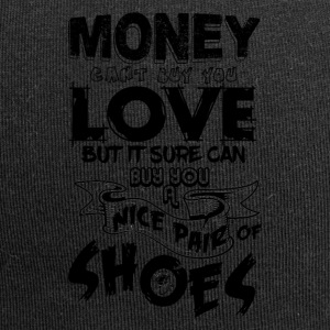 Money can't buy love, but shoes! - Jersey Beanie